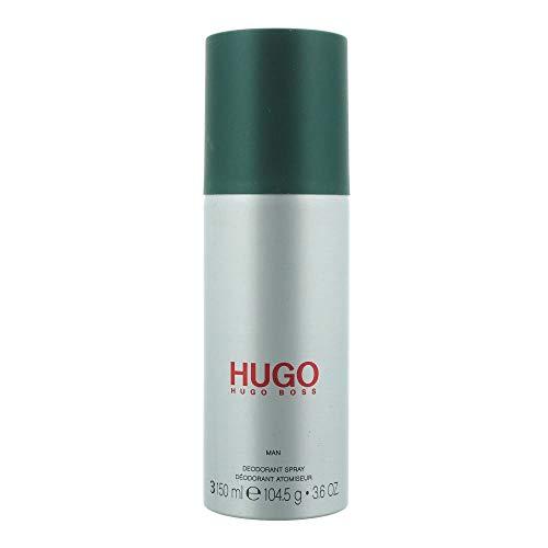 Hugo Boss Hugo homme/ men Deodorant Vaporisateur/ Spray, 1er Pack, (1x 150 ml)