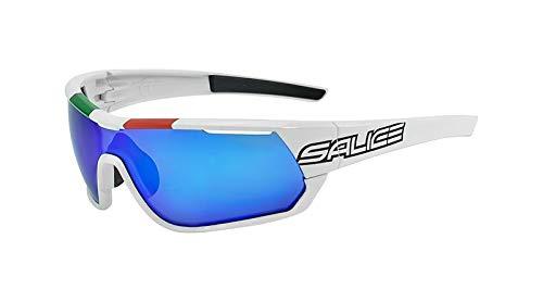 Salice Sonnenbrille, White ITA, 016ITARWX