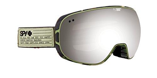 Spy Doom Fatigue Skibrille, Happy Gray Green, One Size