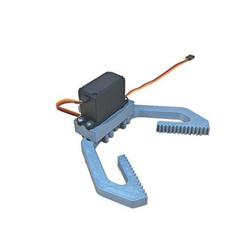 Suncolor8 Attraktive Roboterarmgreifer Mechanische Greifer/Klemme mit MG996 Servo RC Roboter Part Ecucational DIY für Modell-