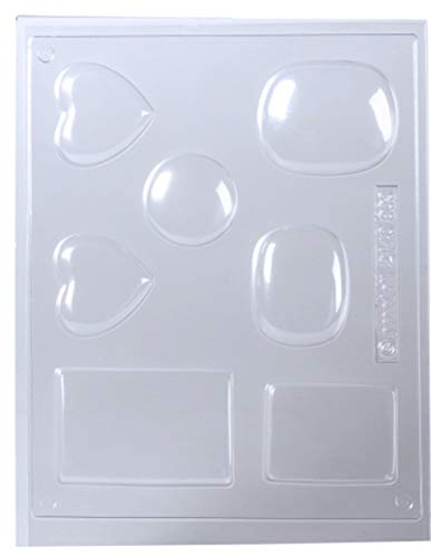 Misterchef/® r/éutilisable Moule /à chocolat en forme de feuille facile dutilisation peut /également /être utilis/é pour bonbons Savon et cire