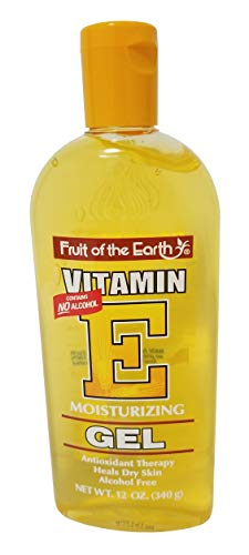 Fruit of the Earth Vitamin E Gel 12 oz. (Pack of 2) by Fruit of the Earth