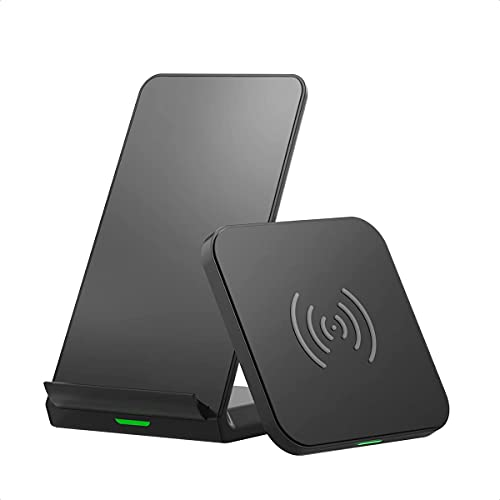Caricabatterie Wireless Qi Ricarica Rapida 7.5W per iPhone