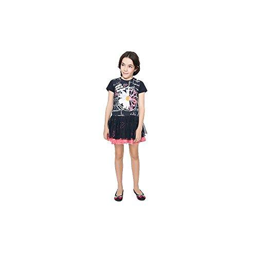 Desigual Mädchenkleid, Modell LANSING (3-4)