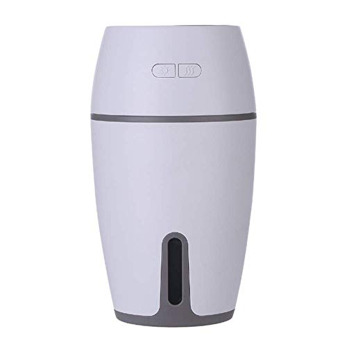 YGD mute draagbare bonte verlichting USB luchtbevochtiger ultrasone huis wierook auto luchtreiniger bevochtigingslamp