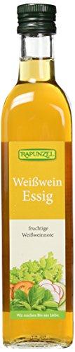Rapunzel Weißweinessig, 2er Pack (2 x 500 g) - Bio