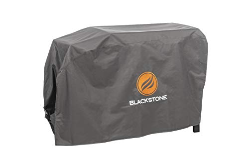 Blackstone 5091 (50 x 41 Inches) –Water, Weather Resistant Heavy Duty 600D Polyester Outdoor BBQ Cover –– Fits Griddle & Charcoal Grill Combo & 22' Tabletop Griddle-Black