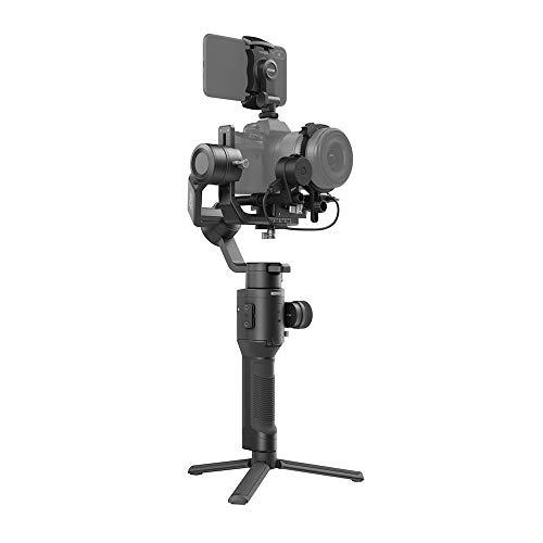 DJI Ronin-SC Pro Combo Gimbal, Einhandgimbal für spiegellose Kamerasysteme, Ungehinderte Rollachse, 11 Stunden Akkulaufzeit, Kompatibel mit Sony, Panasonic, Lumix, Nikon und Canon Kameras
