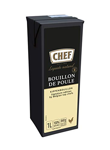 CHEF Bouillon de Poule Naturel L...