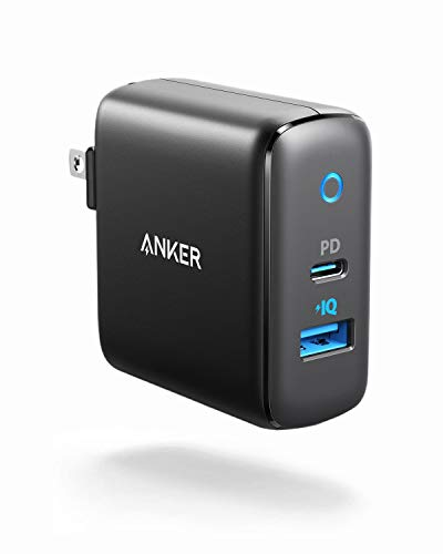 USB C Charger, Anker 30W 2 Port Fas…