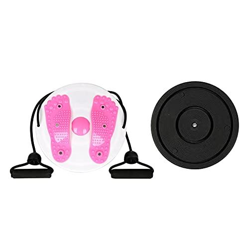 Máquina de torsión de cintura paso a paso Cinturón Cuerda Equipo de ejercicios Oficina en casa Hombres y mujeres Esculpir el cuerpo Máquina de ejercicios Reducción del disco de torsión corporal