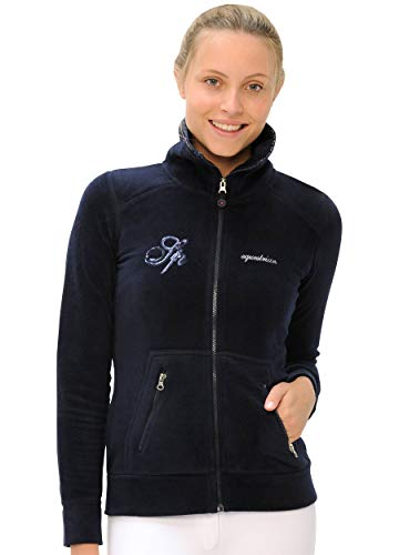 SPOOKS Pattie Fleece Jacket (Farbe: Navy; Größe: M)