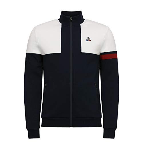 Le Coq Sportif Tricolore FZ Sweat, Sportjackett - XL
