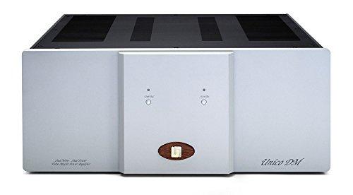 Best Bargain Unison Research Unico DM Power Amplifier Silver + Gift
