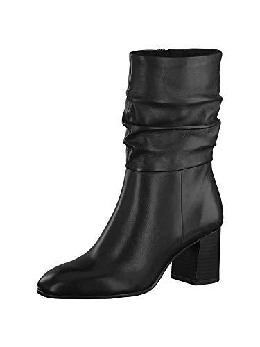 Tamaris Damen Stiefelette 1-1-25345-25 001 schwarz normal Größe: 39 EU