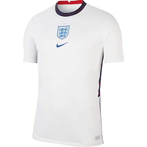 Nike Herren ENT M NK BRT STAD JSY SS HM T-Shirt, White/Sport royal, M