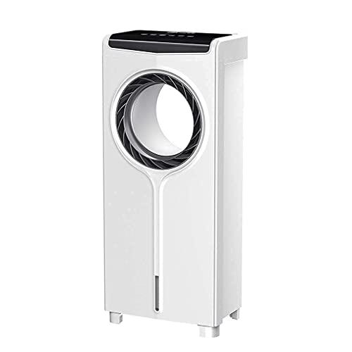 Ventiladores de aire acondicionado, Electrodomésticos, evaporación portátil, ventilador de la torre de enfriamiento compacta, aire acondicionado móvil portátil, con calma de control remoto, enfriador