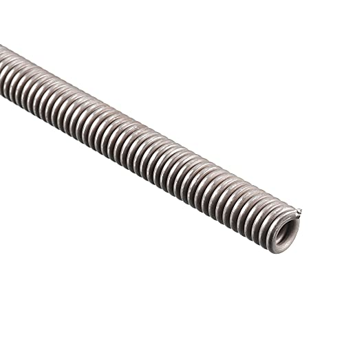 uxcell Heating Element Coil Wire AC220V 4000W / AC110V 1000W Kiln Furnace Heater Wire 7.4mm1000mm