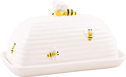 Home Essentials Honey Bee Butter Dish