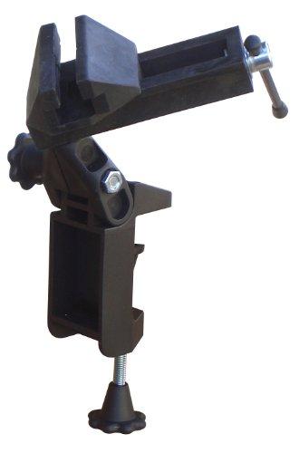 Maxicraft 90137 houder voor boormachine, diameter 40 mm, zwenkbaar, zwart