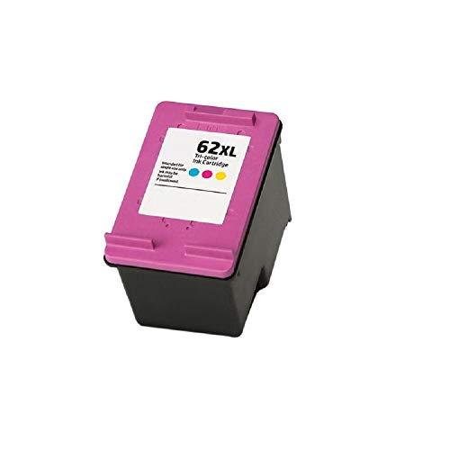 Impresora portátil de mano 62XL de tinta de 3 colores impresora de tinta a todo color