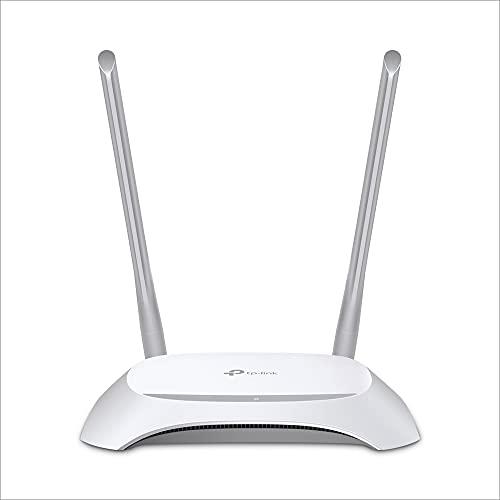TP-Link Routeur 300 Mbps Wi-Fi N en 2.4 GHz, 5 ports Ethernet (TL-WR840N)