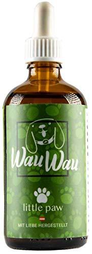 WauWau | 100 ml Flasche | Darmpflege für Hunde bei Verdauungsproblemen | Stärkung des Immunsystems