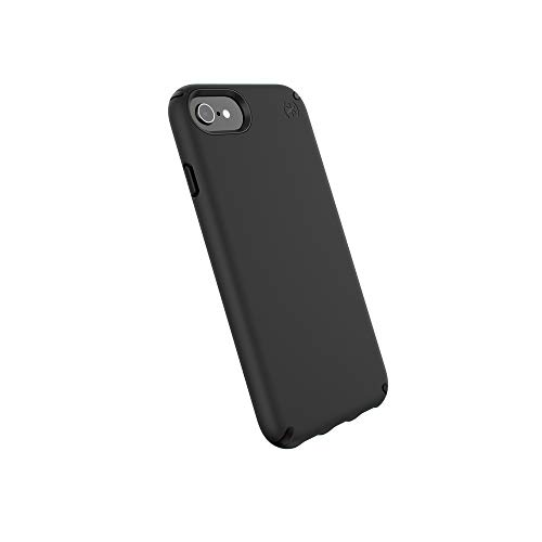 Speck Products Presidio Pro Cell Phone Case for iPhone 8 - Black/Black