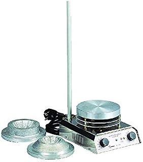 Agitador magnético calefactor 12 litros