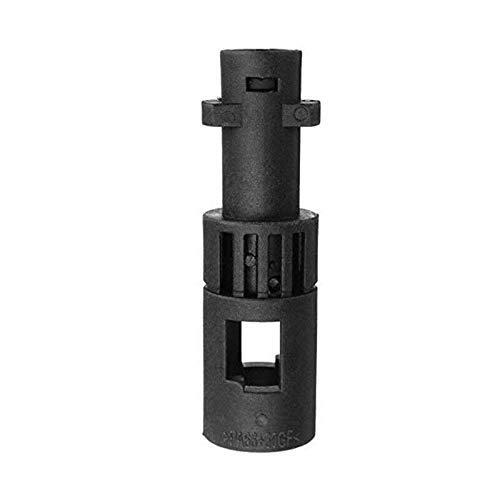 Adaptadores de lavado a presión Adaptador de bayoneta para Lavor Parkside a Karcher K Series Adaptador de conversión Conector de acoplamiento