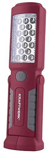 Kraftwerk 32068 18+3 LED Handlampe (exkl. 2 x AAA)