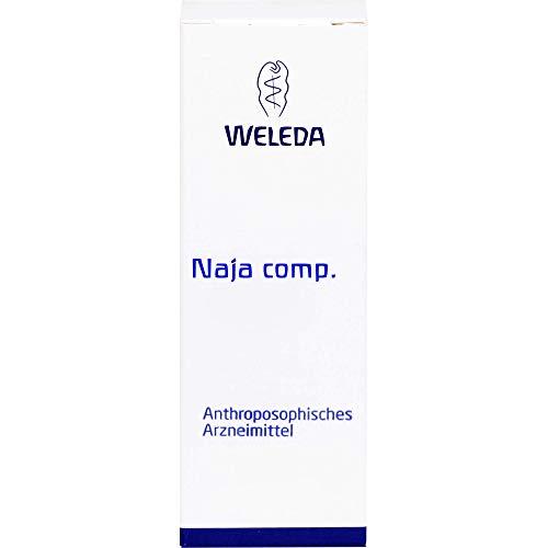 WELEDA Naja comp. Mischung, 50 ml Lösung