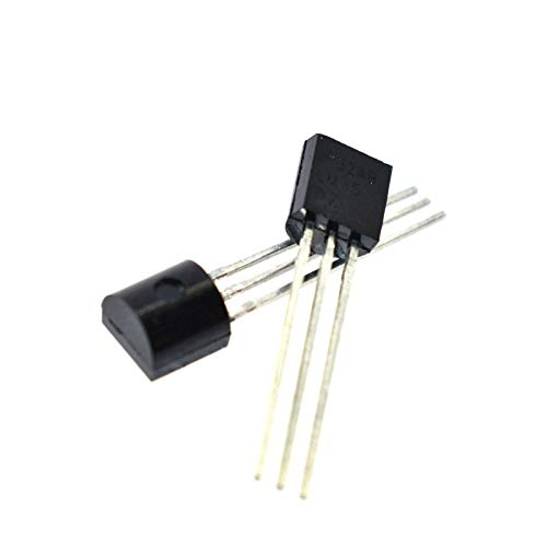 Integrierte Schaltung LM35DZ LM35D TO-92 LM35 Präzisions-Temperatursensoren