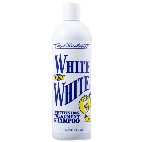 Chris Christensen White on White Dog Shampoo,...