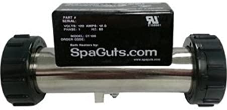 SpaGuts 25-150-0001 Bath Heater Kit, 1.5KW, 110V, 7