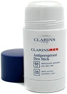 Clarins Antiperspirant Deodorant Stick 2.6 Oz by Clarins for Men
