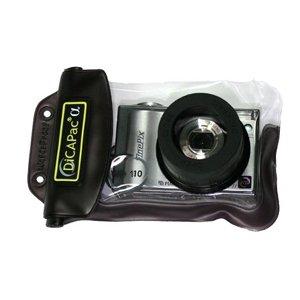 Funda sumergible DicaPac para cámara digital con zoom.WP-110 95mm x 145mm