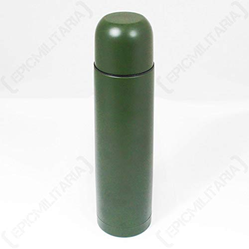 BOUTEILLE ISOTHERME THERMO EN INOX 1 0L OLIVE TAILLE S