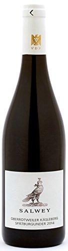 Weingut Konrad Salwey Oberrotweiler Käsleberg - Spätburgunder Rotwein - Qualitätswein trocken (1 x 0.75 l)
