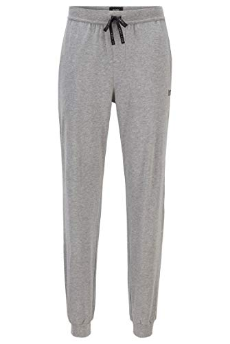BOSS Herren Mix&Match Pants Loungewear-Hose aus Stretch-Baumwolle mit Logo
