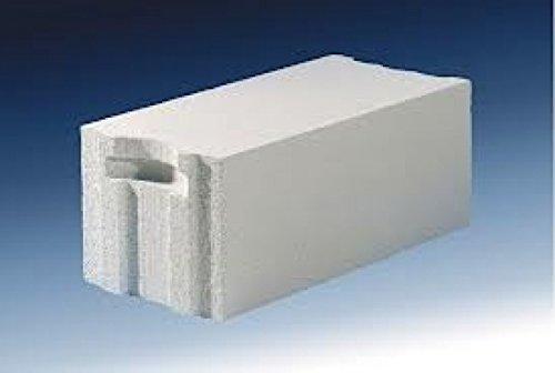 1 Palette mit 24 Steine Porenbeton Plansteine PP2/0,4 - 240 x 250 x 600 mm / 3,58 qm / 0,859 cbm Porenbetonplansteine