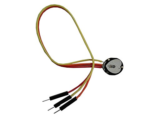 Movilideas - Medidor del Ritmo Cardíaco Sensor de Pulso Sensor Pulsesensor DIY para Arduino Pulsometro