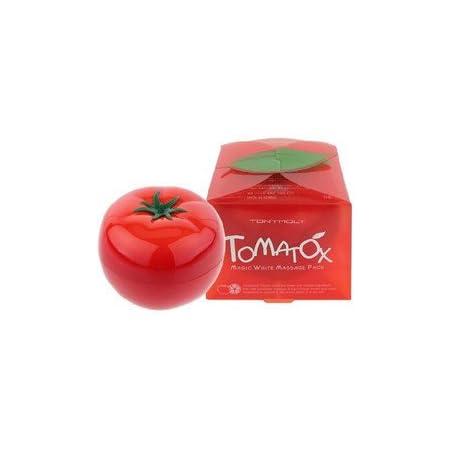 【トニーモリー(tonymoly)80g トマトックス魔法の生トマトマスク ブライトニング マスク ●トマトパック 】