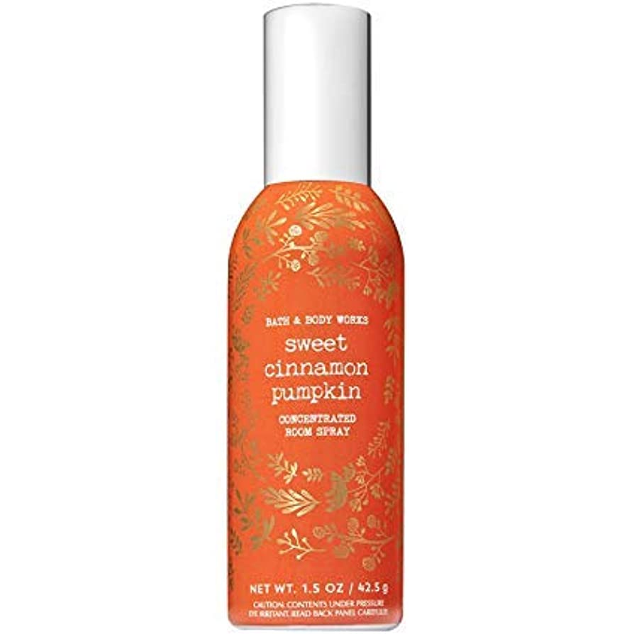 カップベーリング海峡パン【Bath&Body Works/バス&ボディワークス】 ルームスプレー スイートシナモンパンプキン 1.5 oz. Concentrated Room Spray/Room Perfume Sweet Cinnamon Pumpkin [並行輸入品]