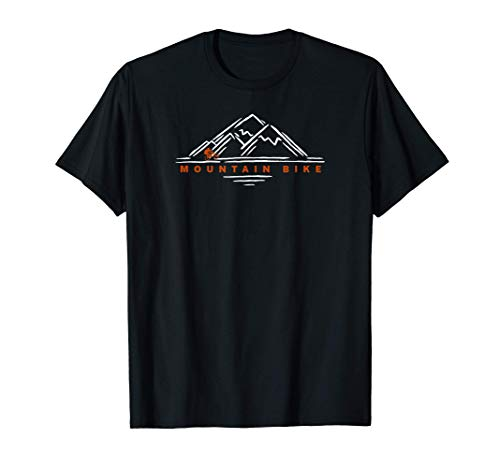 Mountain Bike Life Trails Are Calling MTB Big Mtn Trail Ride T-Shirt
