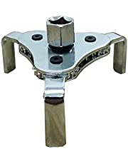 HFS(R) オイルフィルターレンチ 3爪 64mm-110mm 調整可 脱着 オイルエレメントレンチ