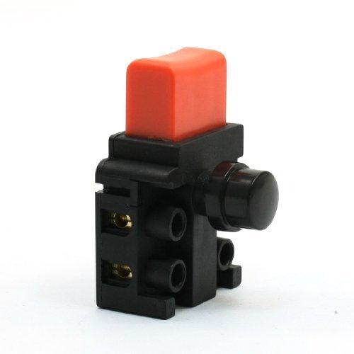 DealMux repuesto interruptor DPST Parte de disparo para Makita 5016 motosierra eléctrica