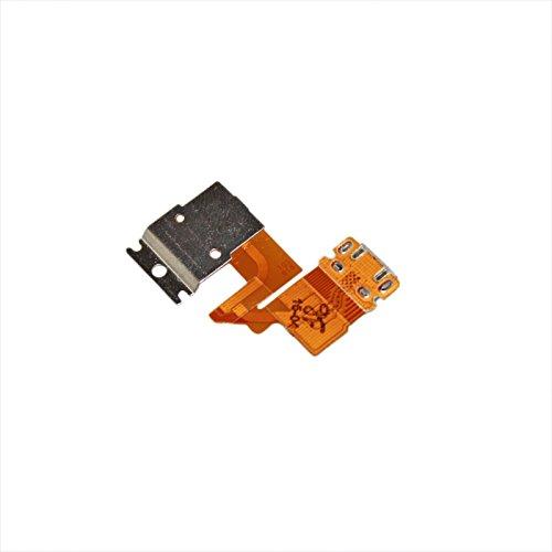 Gintai USB Opladen Dock Poort Flex Kabel Vervanging voor Sony Xperia Tablet Z SGP311 SGP321 SGP312,2 Stks