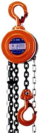 1 Ton Engine Chain Fall Hoist Puller Kit 2000 Lb