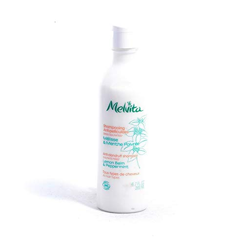 Melvita Anti-Schuppen-Shampoo, 200 ml
